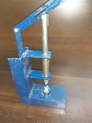 Heavy Lanyard Clamping Machine