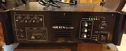 1200w Digital Player Power Amplifier, Dj 1200