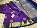 Exclusive Designer Bridal Silk Kanchipuram Silk Saree