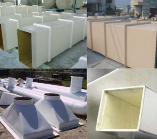 FRP DUCTS, for Industrial