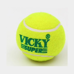 Rubber Vicky Tennis Ball