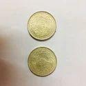 Hyderabad Nizam Coin