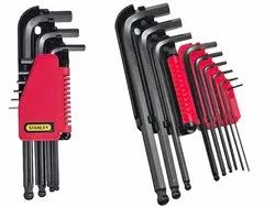 Allen Key Set Long Ball Point Set Of 9pcs , 69-256