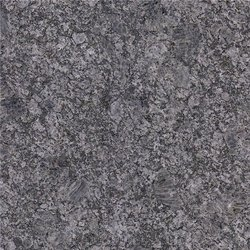 Flamed Steel Grey Granite Slab, Thickness: 18-20 Mm