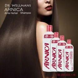 Wellman Grey Hair Arnica Amla Herbal Shampoo, Packaging Type: Bottle