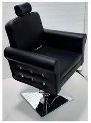 Hair Style Black Salon Chair