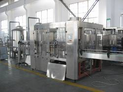 Fully Automatic Mineral Water Production Plant