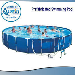 Readymade swimming pools at best price in india for Prefab swimming pools cost in india
