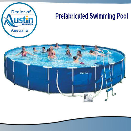 Prefabricated Swimming Pool - FRP Swimming Pool Manufacturer from Mumbai
