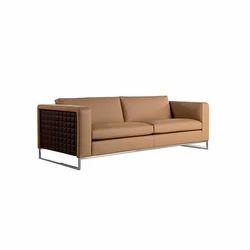 Brown Designer Sofa Set