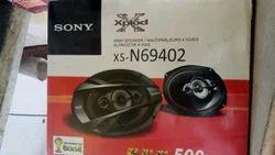 Sony 4 Way Speakers