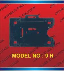 PVC Card Holder Horizantal