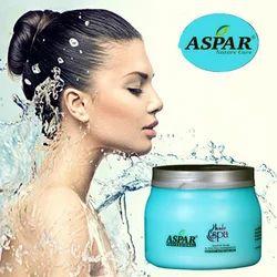 Aspar Hair Spa 500gm, Type Of Packaging: Jar, Cream
