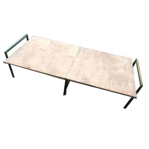 Brown Plywood Folding Bed, Size: 6*2.5, Rs 3800 /piece ...