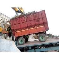Industrial Hydraulic Truck Tippler