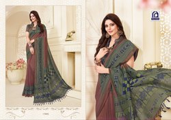 Rachna Georgette Stardum Catalog Saree Set For Woman 5