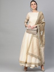 Anarkali Kurta with Dupatta