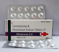 Levocetrizine & Montelukast Sodium Tablets I.P