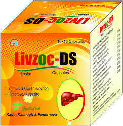 Herbal Livzoc DS Capsules