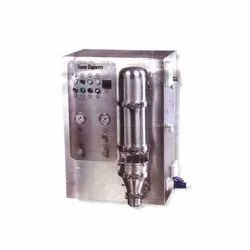 Sunny Stainless Steel Laboratory Fluid Bed Dryer, 380-440 V