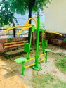 Bicep Tricep Outdoor Gym Machine