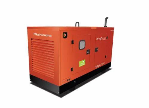 Mahindra 10 kVA Diesel Generator, 2185GM-C2