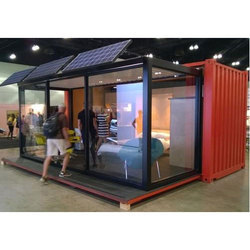 20 Feet Restaurant Container