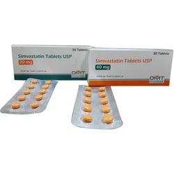 Simvastatin Tablets USP 40 mg