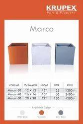 Marco Flower Pots