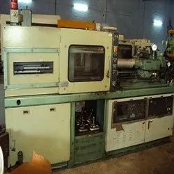 Old Three Phase Injection Molding Machine