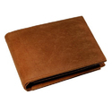 Genuine Leather Oily Hunter Wallet