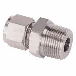 Stainless Steel Male Plug