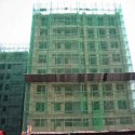 Vertical Construction Safety Net