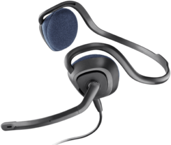 Audio 648 Plantronics Stereo USB Headset