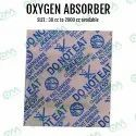 Oxygen Absorber For Freeze Dried Food Products