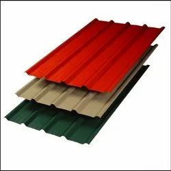 Color Coated Mild Steel Roofing Sheet