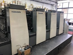 Lithron Komori Printing Machine