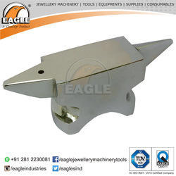 Jewelry Tools Double Horn Anvil with Curved Base
