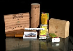 Assorted Veneer Boxes