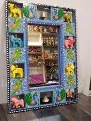 Multicolor Color Painted Decorative Wooden Frames