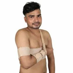 OEM ELASTIC SHOULDER IMMOBILIZER, for Hospital, Size: Medium