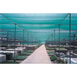 HDPE Plastic Agro Shade Net, Packaging Type: Roll