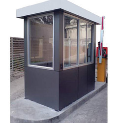 Toll Booth Portable Cabin