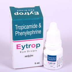 Tropicamide 0.8% Phenylephrine 5% Eye Drop
