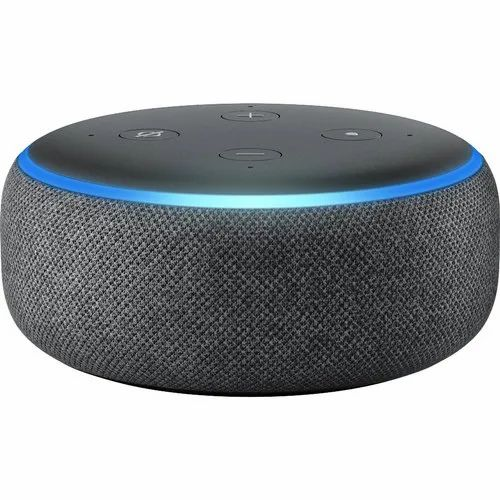 Black NEW Amazon Echo Dot Smart Speaker 2nd Gen
