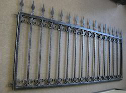 Metal Ornamental Fences