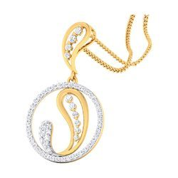 Diamond Gold Pendants