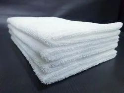 Cotton White Hand Towel