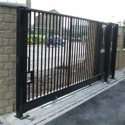 Sliding And Swing Security Gates