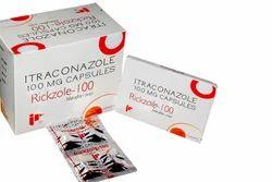 Rickzole-100/200 Antifungal Drug